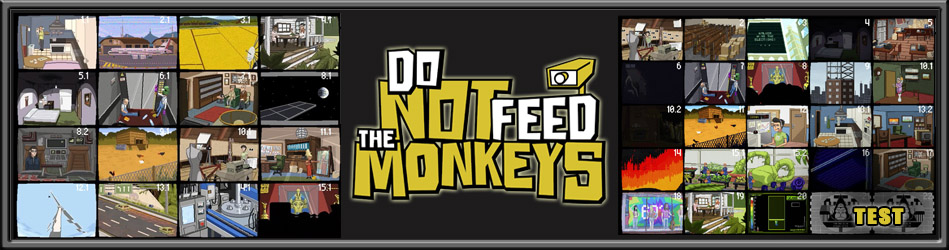Do Not Feed the Monkeys - Le Test