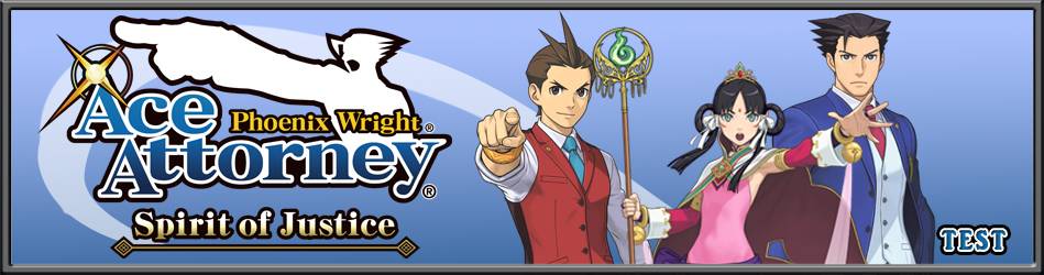 Phoenix Wright Ace Attorney: Spirit of Justice - Le Test