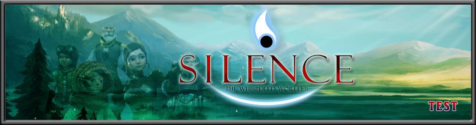 Silence - Le Test