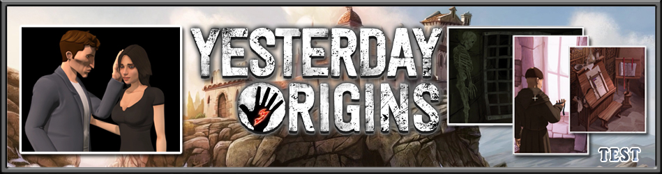 Yesterday Origins - Le Test
