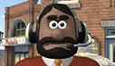 Wallace & Gromit : The Bogey Man